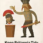 Keep Britannia Tidy by Mark Barnes