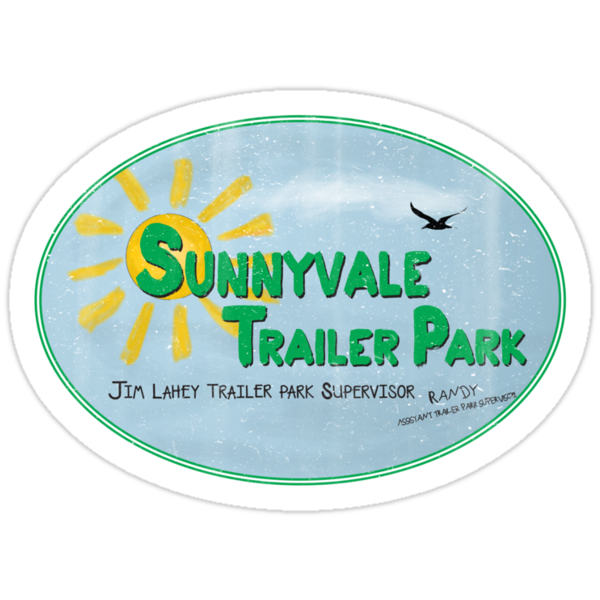 Sunnyvale Trailer Park by colorhouse