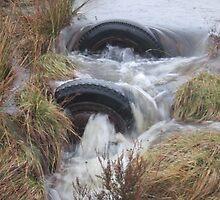 Water wheels. by jmnicolson