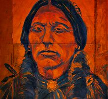 Comanche Nation by itchingink