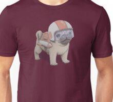 Rocket Pug! Unisex T-Shirt