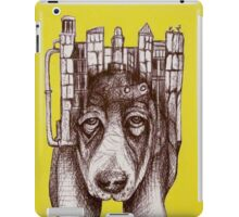 Work Hound! iPad Case/Skin