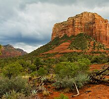 Court House Butte by BGSPhoto