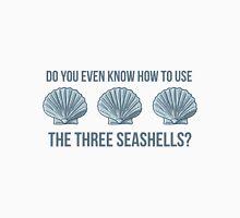 Three Seashells Unisex T-Shirt