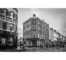 Brick Lane, London street photography Photographic Print