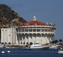 Avalon Harbor, Santa Catalina, California by seeingred13