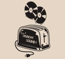Crunchy sound by theduc