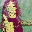 Justin Hawkins by Jody Moore
