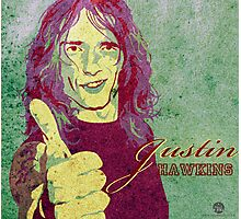 Justin Hawkins Photographic Print