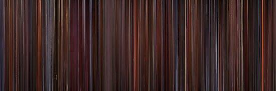Moviebarcode: Die Hard 2 (1990) by moviebarcode