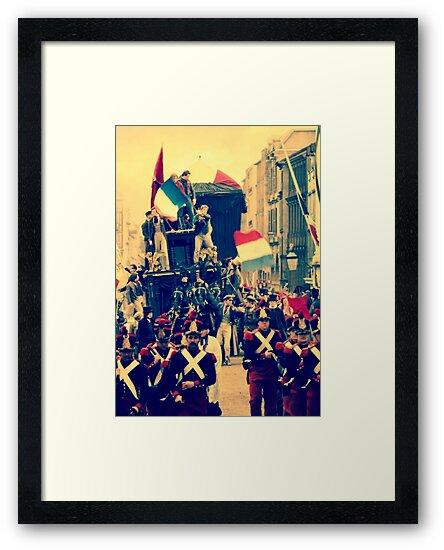 Revolution by akshevchuk