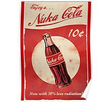 Fallout 4 - Nuka Cola - Logo Poster