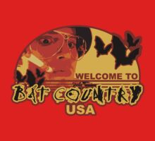 Fear and Loathing - Bat Country USA by metacortex