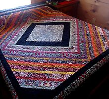 Quilt for a Wounded Warrior by YouBet