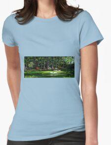 "Augusta National 12th ""Golden Bell"" Womens Fitted T-Shirt"