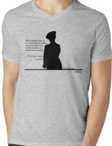 Blame Mens V-Neck T-Shirt