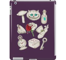 Wear To Wonderland iPad Case/Skin
