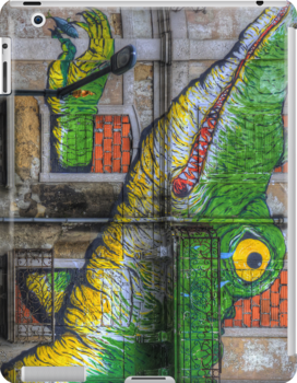 Crocodie Rock by ManateesDesign
