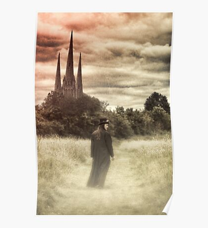 Dark Towers Poster