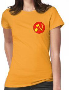 Zommunist - The Dead Terror Womens Fitted T-Shirt