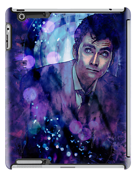 The Tenth Doctor by Deadmansdust