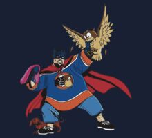 Kevin Smith: Owl Puncher by Nathan Gonzales
