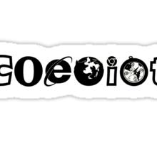 Coexist Sticker
