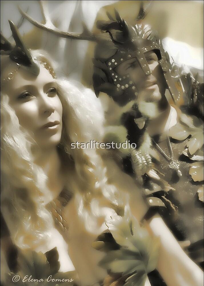 Renaissance of Wonder, by Elena Comens by starlitestudio
