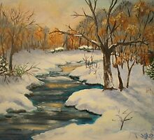 Winter Interlude by Janet Glatz