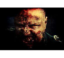 Zombie General Photographic Print