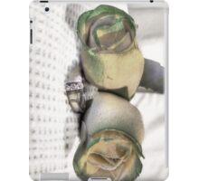 engagement iPad Case/Skin