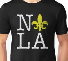 NOLA love Unisex T-Shirt