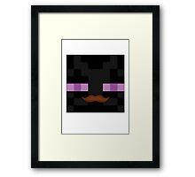 Ender-Gentleman Framed Print