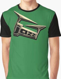 Vintage Old jazz Graphic T-Shirt