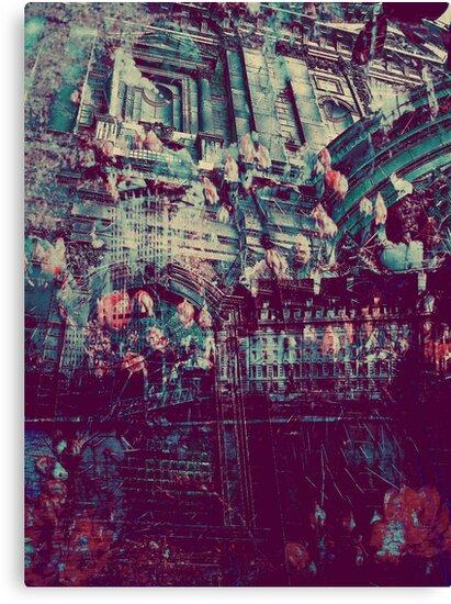 London by Alien Child Studio
