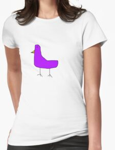 Have a bird Womens Fitted T-Shirt