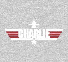 Custom Top Gun Style - Charlie One Piece - Long Sleeve