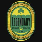LEGENDARY IRISH STOUT by DREWWISE