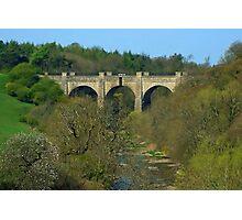 Linn's Mill Aqueduct II Photographic Print