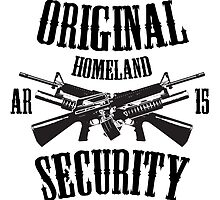 Original Homeland Security by omar305