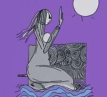 yoga 3 by Artist  SinGh