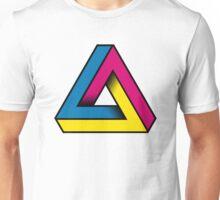 The Penrose Triangle Unisex T-Shirt