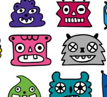 Monster Mash Sticker