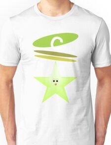 Green Star Unisex T-Shirt