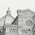 The Florence Cathedral by Matan Chaffee