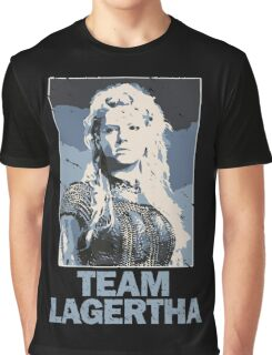 Team Lagertha - Vikings, History Channel Graphic T-Shirt