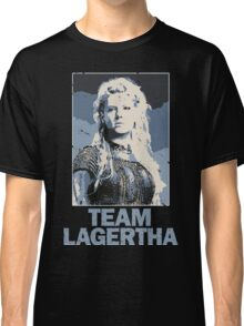 Team Lagertha - Vikings, History Channel Classic T-Shirt