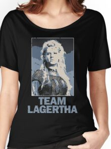 Team Lagertha - Vikings, History Channel Women's Relaxed Fit T-Shirt