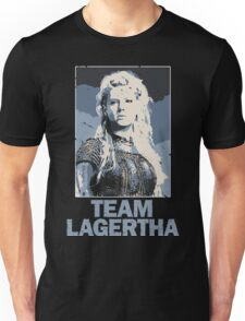 Team Lagertha - Vikings, History Channel Unisex T-Shirt