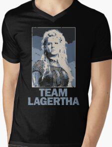 Team Lagertha - Vikings, History Channel Mens V-Neck T-Shirt